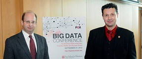 David and Paul big data conference