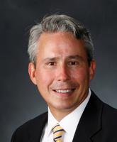 Portait of Michael Bradshaw, EVP & CIO of NBCUniversal