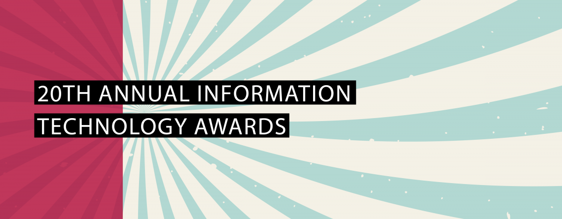 Save the Date: 2021 Awards