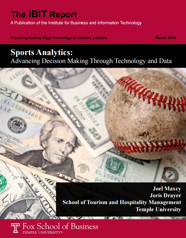 Sports Analytics: Advancing Decision Making Through Technology and Data