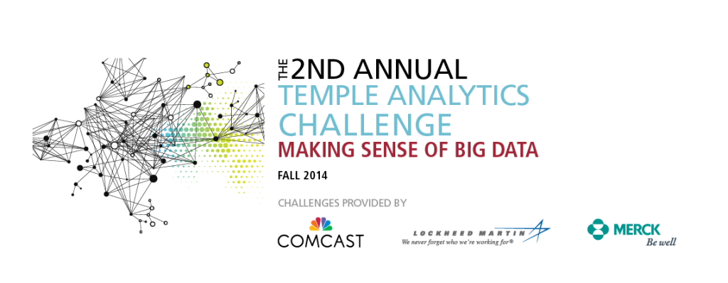 2nd Annual Temple Analytics Challenge