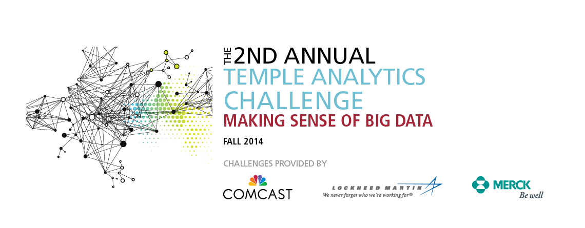 The 2nd Annual Temple Analytics Challenge