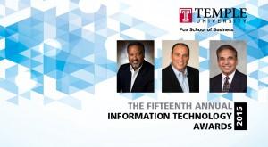 Fox IT awards 2015