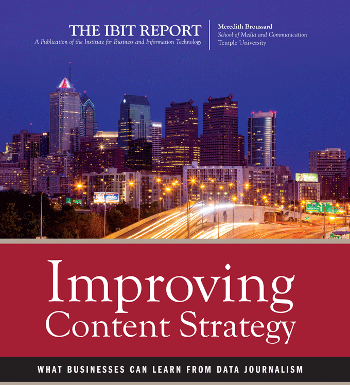 Improving Content Strategy: What Businesses can Learn from Data Journalism