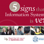 Job placement, salaries for Information Systems majors exceed national averages for college grads