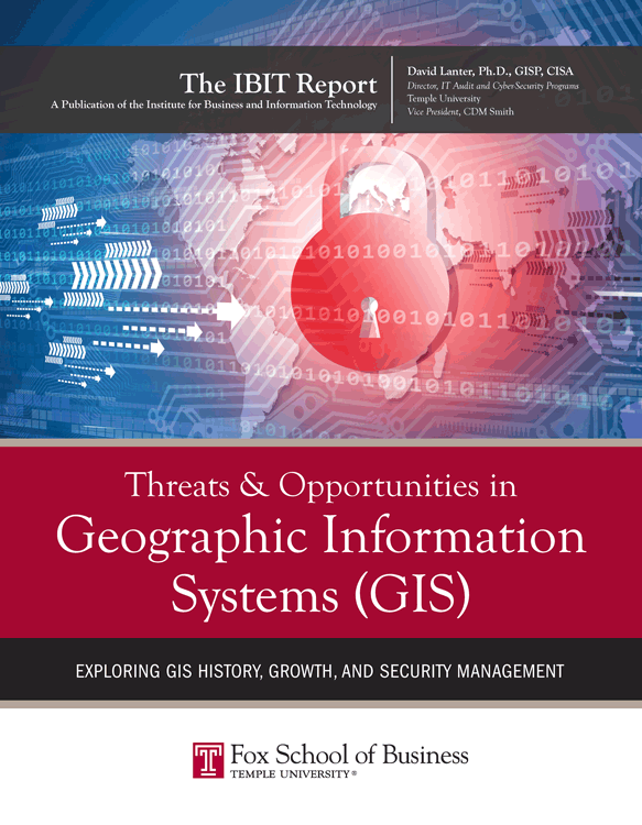 Threats and Opportunities in Geographic Information Systems