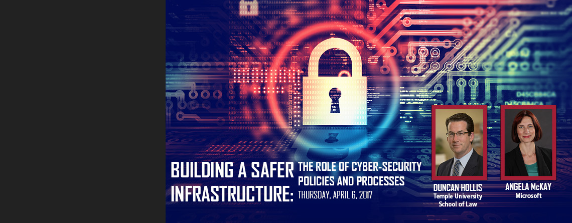Building a Safer Infrastructure: The Role of Cyber-Security Policies and Processes
