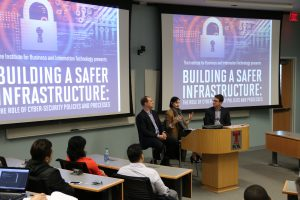 law school panel Building a Safer Infrastructure