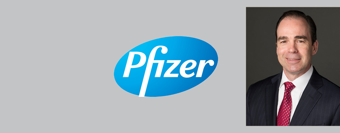 Jeff Hamilton, SVP, Business Technology, Pfizer, appointed Executive In Residence