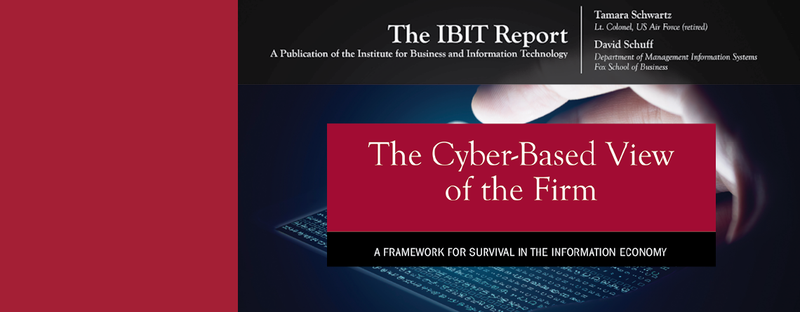The Cyber-Based View of the Firm