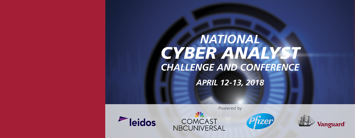 Cyber Analyst Challenge and Conference Bridges Academic-Industry Gap
