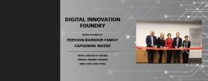 Digital innovation foundry