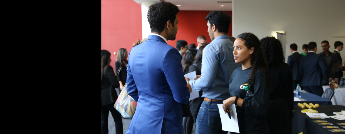 IT Career Fair connects students with top-tier employers