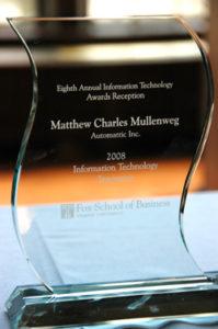 IT Awards Matt